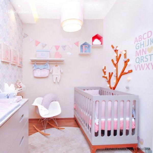 como decorar el cuarto de mi bebe ideas funcionales