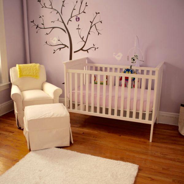 como decorar el cuarto de mi bebe minimalista