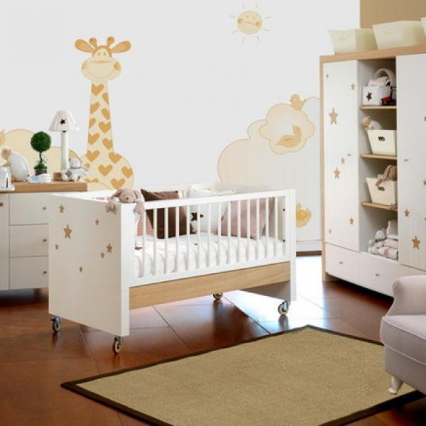 dibujos para decorar mi cuarto para bebes