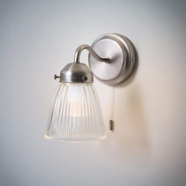 lamparas de pared para baño clasicas