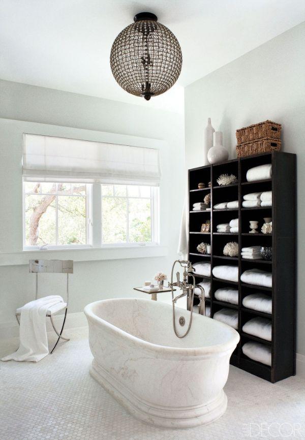 lamparas de techo para baño rustica