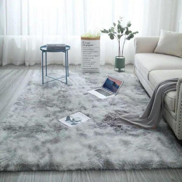 alfombras para salas modernas acolchadas y esponjosas