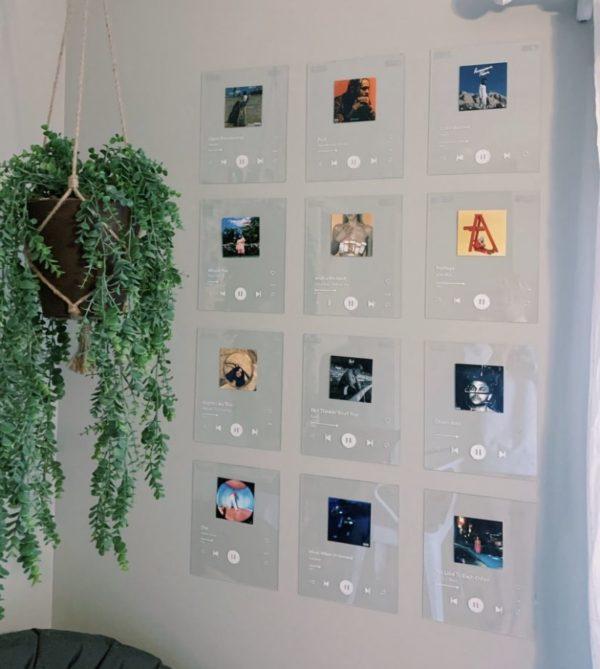 como decorar tu cuarto aesthetic ideas tipo galeria