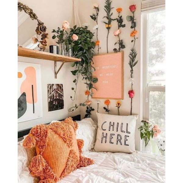 como decorar tu cuarto aesthetic natural