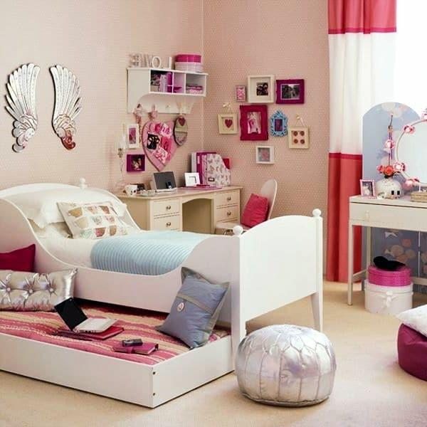 como decorar una habitación juvenil ideas
