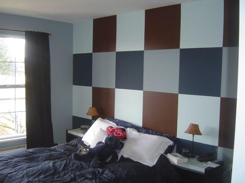como pintar una habitación moderna cuadros