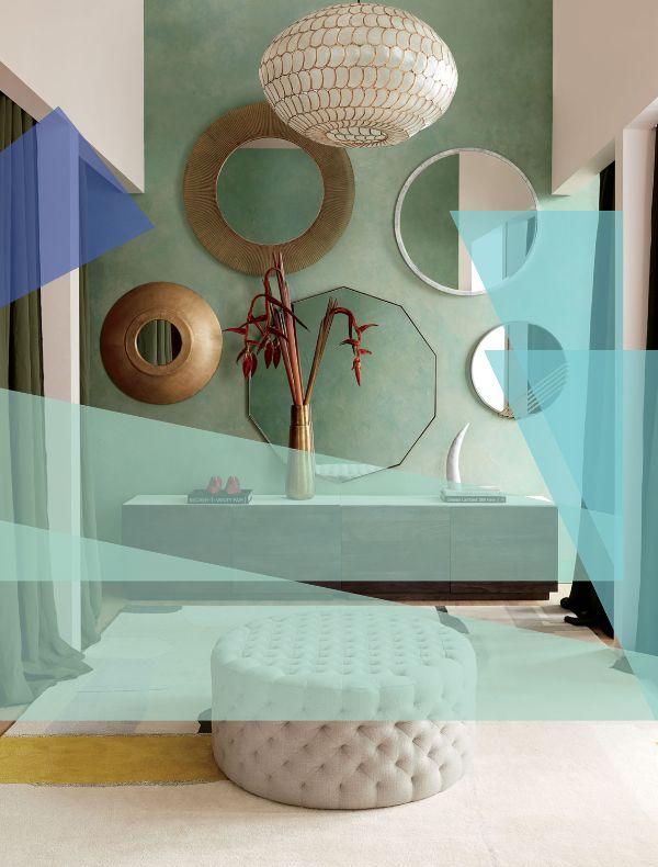imagenes para decorar paredes reflejos