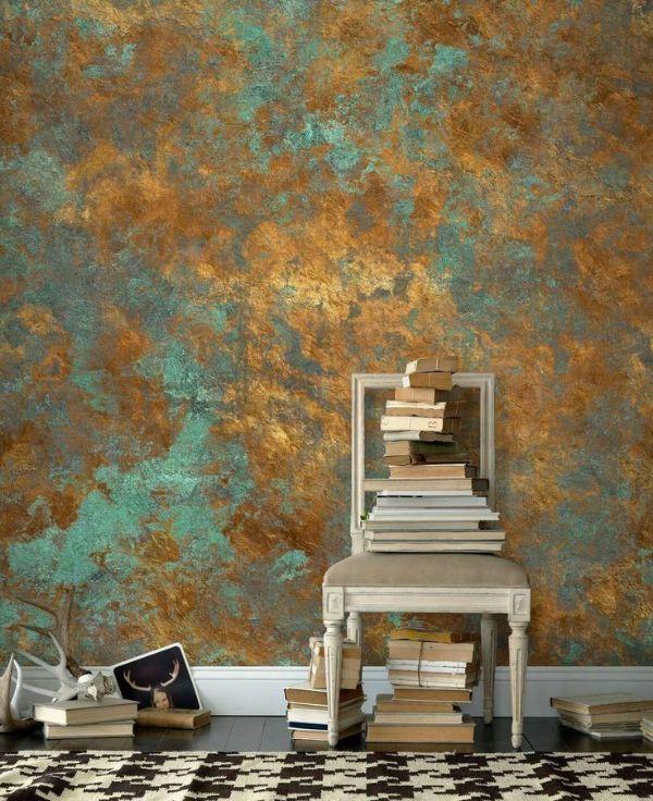 imagenes para pintar en la pared deslavados a color