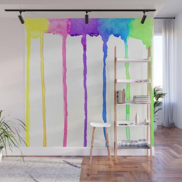 imagenes para pintar en la pared efectos modernos