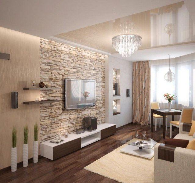 paredes modernas para salas laja