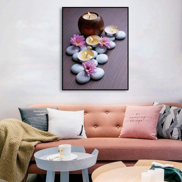 elegantes cuadros para sala holisticos