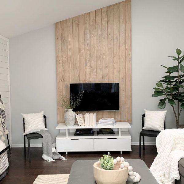 paredes de madera para sala fragmentos