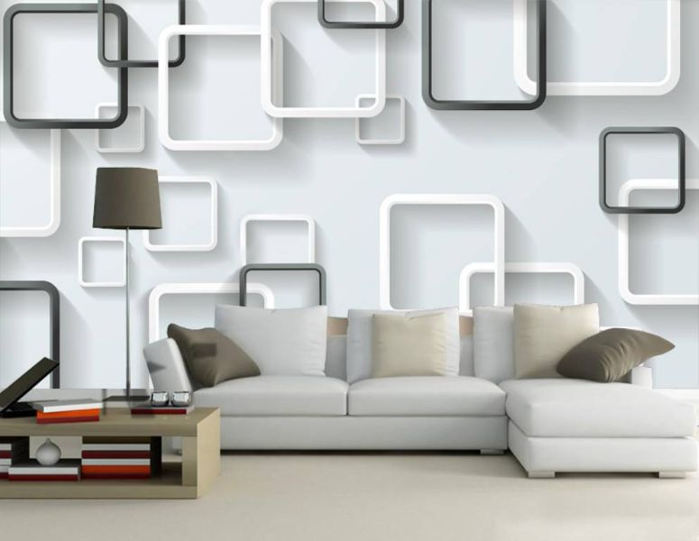 paredes modernas para interiores marcos para decorar